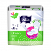 Прокладки bella Perfecta ultra Green №10