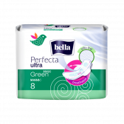 Прокладки bella Perfecta ultra MAXI Green №8
