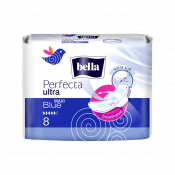 Прокладки bella Perfecta ultra MAXI Blue №8